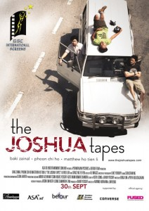 Chaos Created edited feature film, The Joshua Tapes.