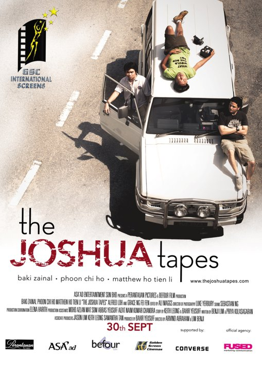 The Joshua Tapes–The Editors Story
