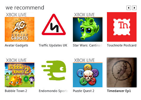 Timedancer featured as Microsoft's recommended app!