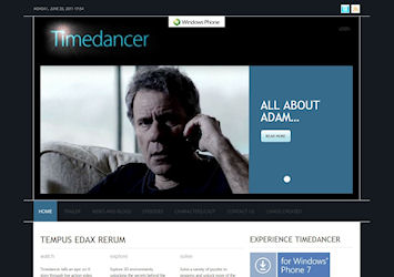 New Timedancer web site is live!