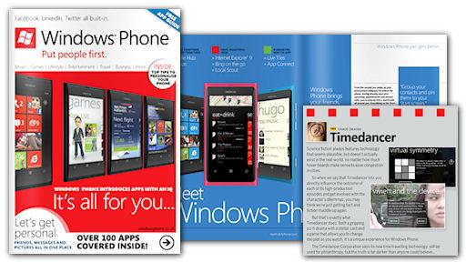 Timedancer Featured in Windows Phone App Magazine