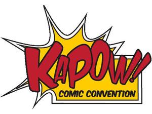 Kapow! Comic Con teases…