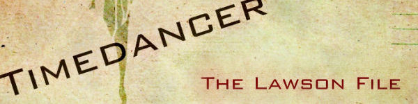 Timedancer–The Lawson File launches on Amazon Kindle