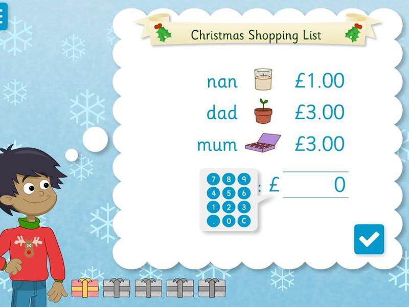 Christmas Shopping Collection