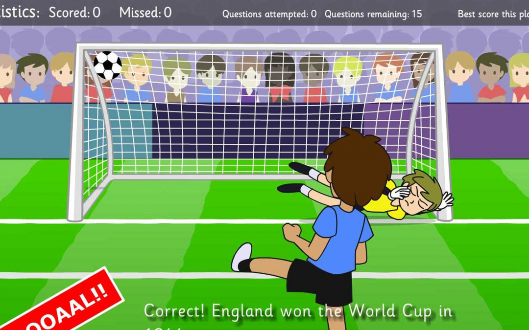 World Cup Interactive Quiz
