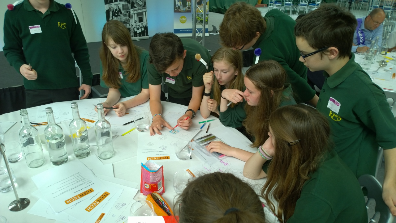 Chaos Created at recent TeenTech events – Midlands, South Wales, North Wales, and Hampshire