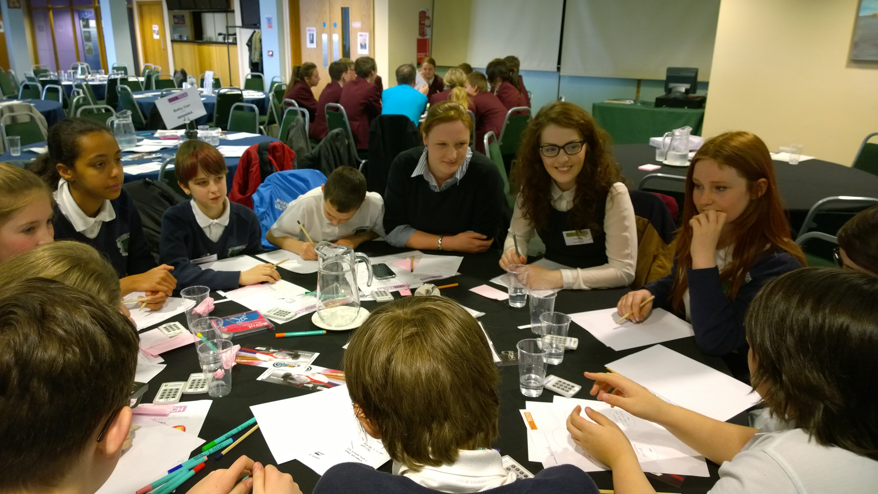 Chaos Created launching new Gaming workshop for TeenTech