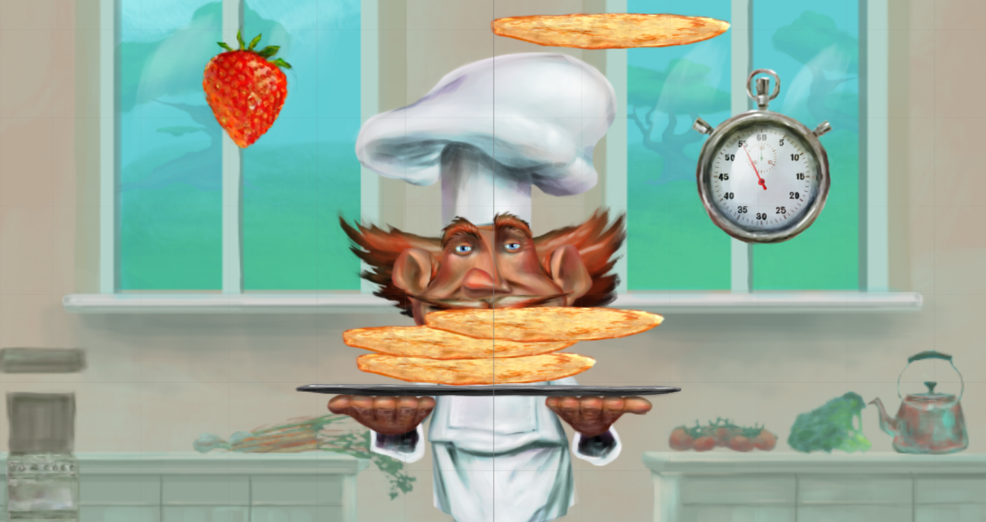 Pancake Panic 3.6 for Windows, Windows Phone, Android and Kindle Fire!