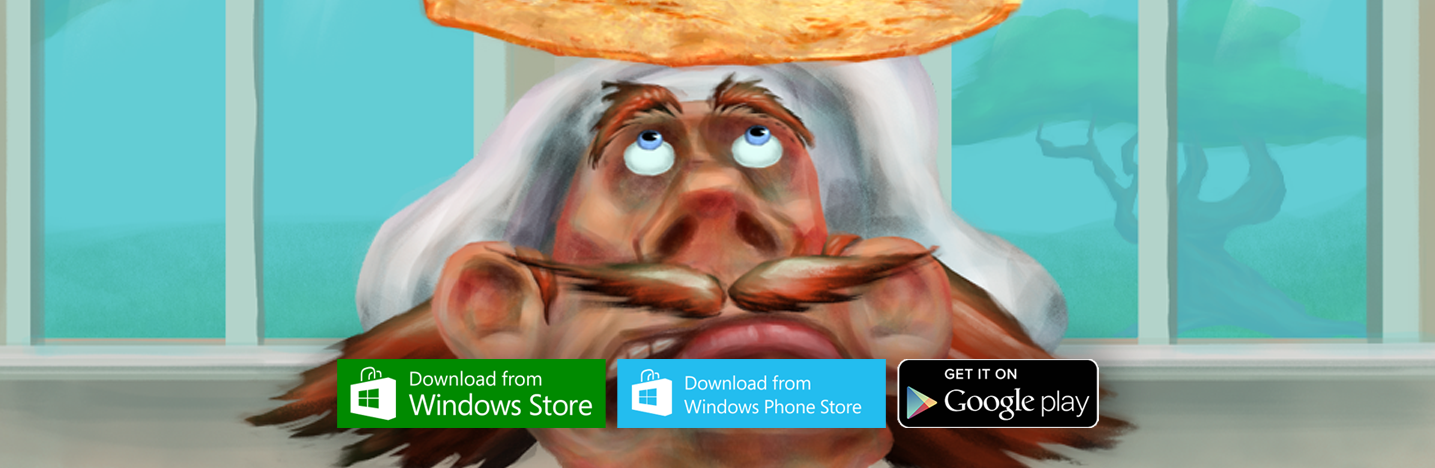 Pancake Panic now available for Windows and Windows Phone!