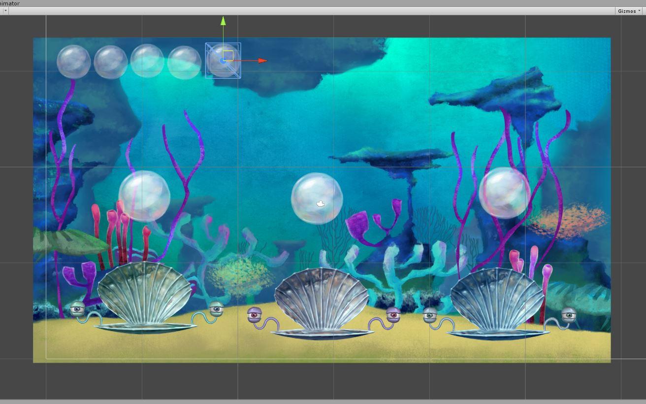 Langeroo Adventures Development Diaries 2: Oyster Ocean