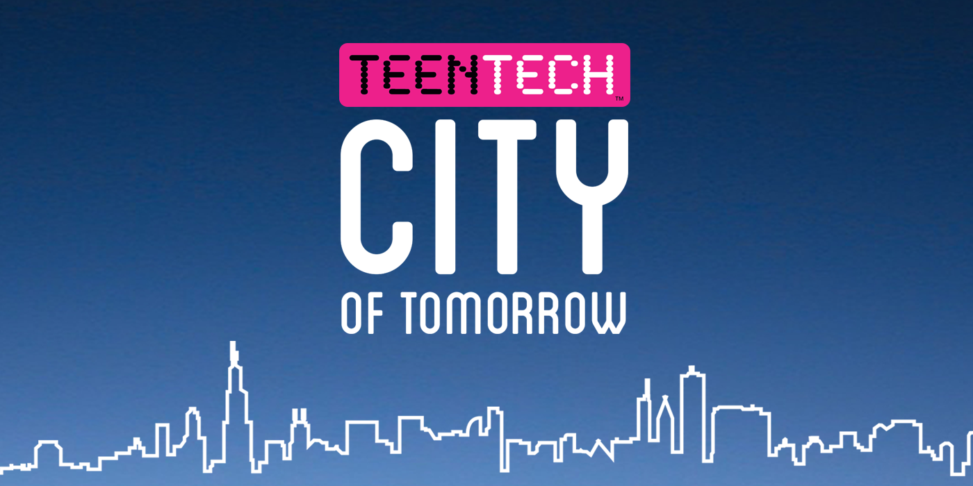 Chaos Created launches City of Tomorrow web app and website for TeenTech