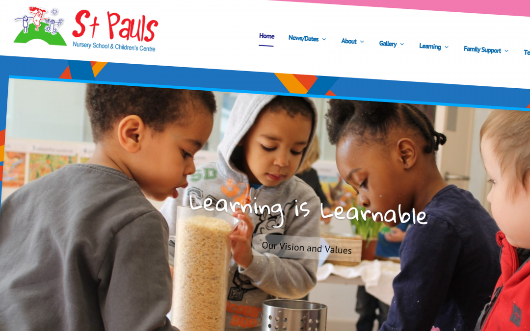 St. Pauls Nursery School and Children's Centre