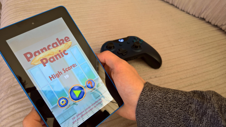Pancake Panic 5.9 for Windows and Windows Phone and Pancake Panic 3.7 for Android and Kindle Fire!