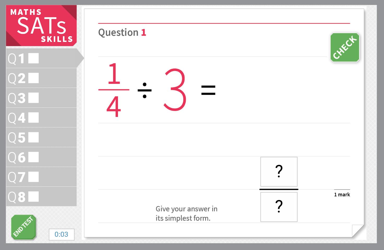 Maths Topic Packs