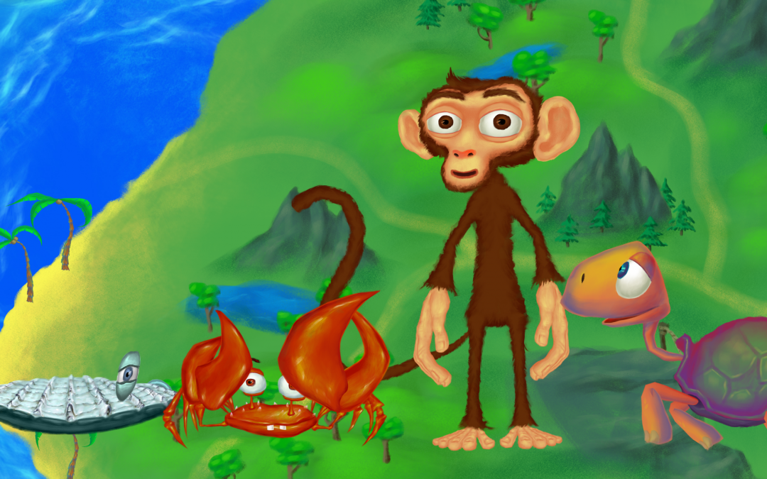 Langeroo Adventures launches Worldwide on Windows, iOS, Android, and Kindle Fire!