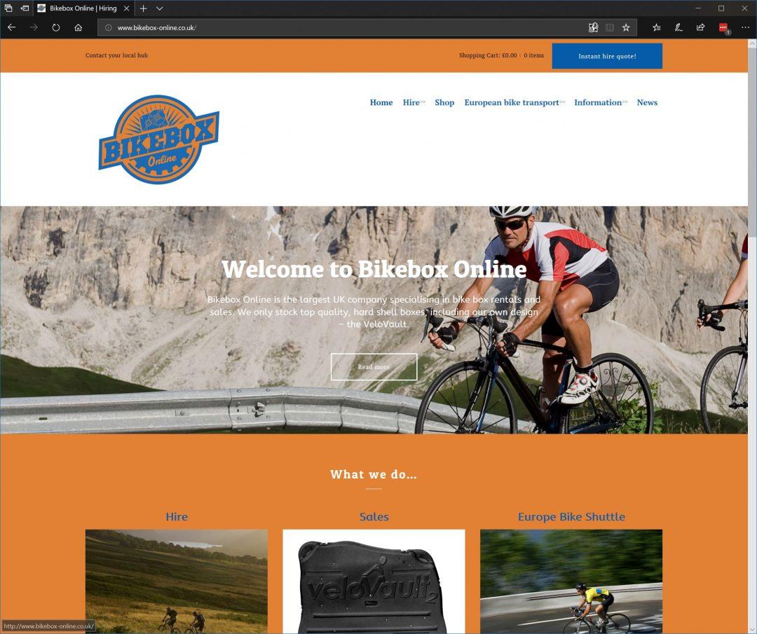 Bikebox Online