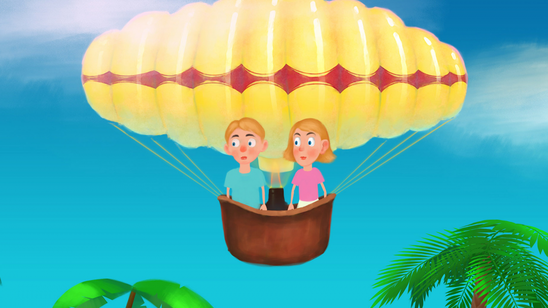 Bad Day for a Balloon Ride
