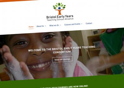 BEYTSA Rebrand and Website